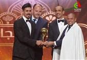 بونجاح بهترین بازیکن فوتبال الجزایر در سال 2018 شد