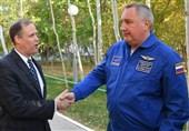 مدیر ناسا به به روسیه میرود