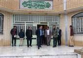 روسای سازمان بسیج سازندگی و جامعه پزشکی فارس از مناطق محروم رستم بازدید کردند