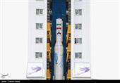 پرتاب ماهواره پیام توسط ماهواره بر سیمرغ به فضا