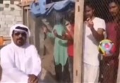 Workers Locked in Cage by UAE Man for Supporting Indian Team in AFC Asian Cup (+Video)