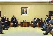 ورود نماینده سازمان ملل در امور سوریه به دمشق