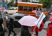 Thousands of Public School Teachers Go on Strike in LA (+Video)