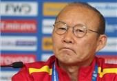 پارک هانگ سئو: بازی ویتنام برابر یمن همانند بازی ایران - عراق بسیار مهم است
