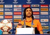 طارق همام: بازی با ایران مهم است/ بازی فردا برای هر دو تیم سخت خواهد بود
