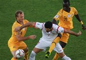جام ملتهای آسیا| تساوی یک نیمهای 2 بازی پایانی گروه B