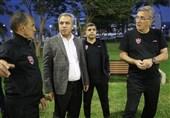 نامه باشگاه پرسپولیس به فدراسیون فوتبال در واکنش به اقدام برانکو