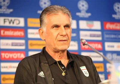 Iran Excited for Iraq Match: Carlos Queiroz