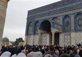 حماس: الاحتلال سیدفع ثمن المساس بحرمة المسجد الأقصى