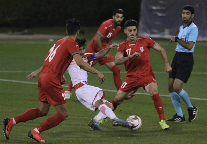 Iran U-23 Football Defeats Kuwait in Qatar Tournament