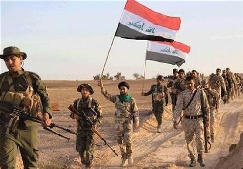 عراق|حشد شعبی امنیت را به 12 روستا در مناطق شمالی بغداد بازگرداند