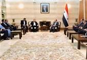 دمشق ترحب بالمشارکة الواسعة للشرکات الإیرانیة فی مرحلة إعادة اعمار سوریا