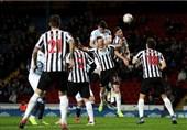 فوتبال جهان| نیوکاسل در وقتهای اضافه به دور چهارم جام حذفی انگلیس راه یافت