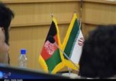 نشست مشترک اتاق کرمان و هئیت تجاری افغانستان به روایت تصویر