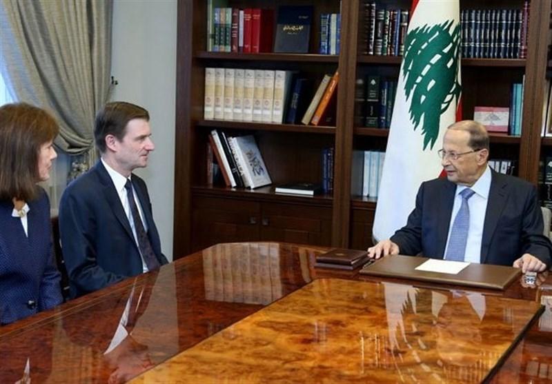 الاخبار بررسی کرد: اهداف ضد ایرانی سفر دیوید هیل به لبنان