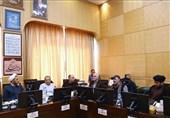 جلسه مشترک رئیس کمیسیون فرهنگی مجلس با مدیران تولید سینما
