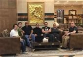 جلسه هماهنگی سرمشوقان تیم ملی برای دیدار با عراق