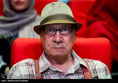 مرحوم حسین محباهری بازیگر پیشکسوت سینما، تئاتر و تلویزیون