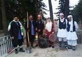 نمایشگاه لباسهای بومی و سنتی استان خراسان جنوبی افتتاح شد