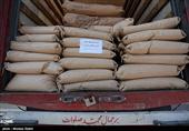 11 تن کود شیمیایی دپوشده غیرمجاز در قزوین کشف شد