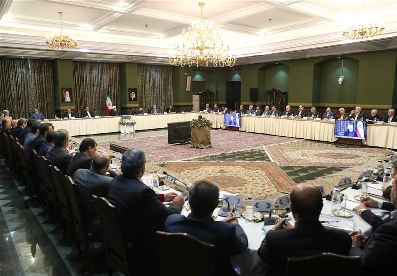 الحکومة الإیرانیة تعتبر الموافقة على اتفاقیة بالیرمو أمراً ضروریاً لمواجهة الحظر