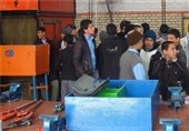 آموزش مهارتی به کارگران بیکار شده در سیل گلستان/ 6000 روستایی آموزش میبینند