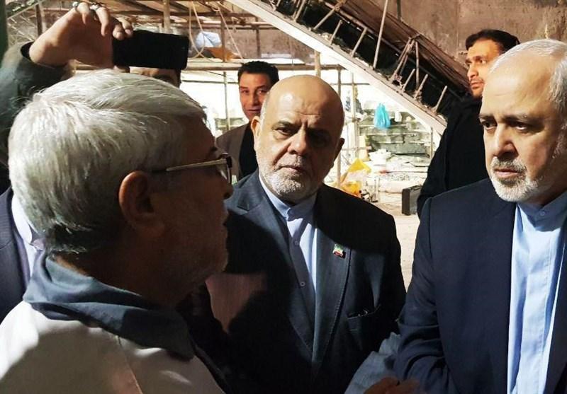 Iran FM, Iraqi Tribal Leaders Meet in Karbala