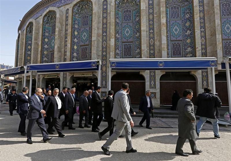 Iran FM, Iraqi Tribal Leaders Meet in Karbala - Politics