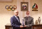 دیدار شاهرخ شهنازی با سفیر تاجیکستان