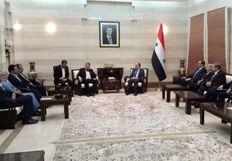 Iranian MPs Urge Rapid Implementation of Agreements with Syria