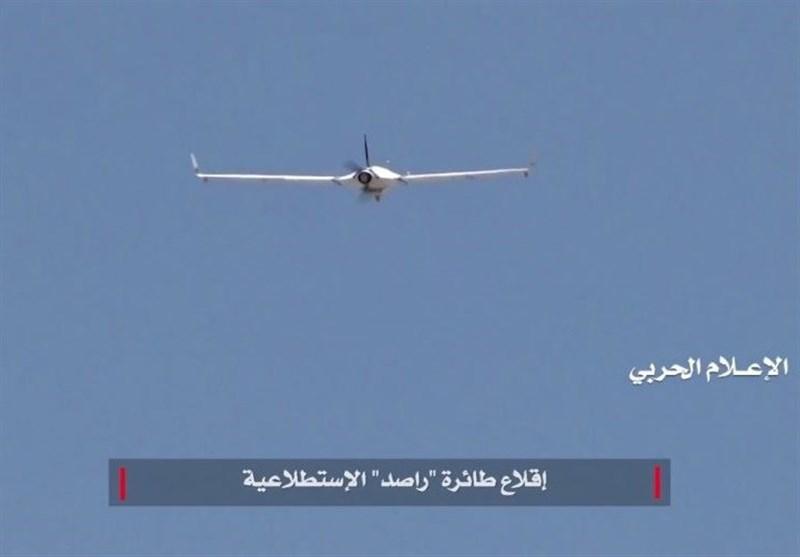 عملیات مشترک پهپادی و توپخانهای ارتش یمن علیه مزدوران عربستان