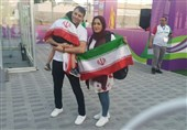 گزارش خبرنگار اعزامی تسنیم از امارات  فضای امنیتی در اطراف ورزشگاه آل مکتوم/ تماشاگران ایرانی به دنبال بلیت در بازار سیاه+عکس