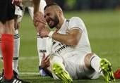 فوتبال جهان| اصرار بنزما به بازی برای رئال مادرید یک روز قبل از عمل جراحی