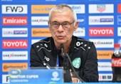 کنارهگیری کوپر از سرمربیگری تیم ملی فوتبال ازبکستان