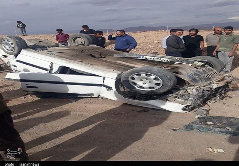 تصادفات جاده ای در مازندران کاهش یافت