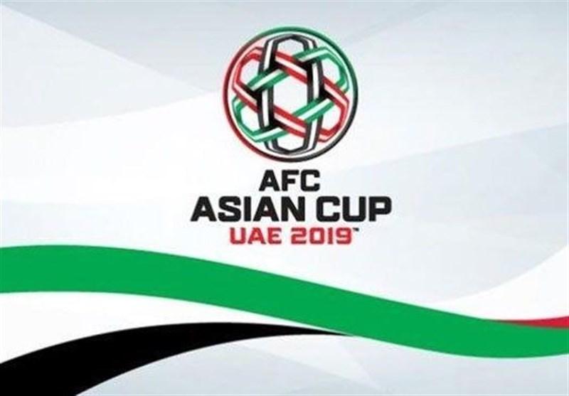 کأس آسیا 2019 ..بدء المباراة بین المنتخبین الایرانی والعراقی فی الامارات