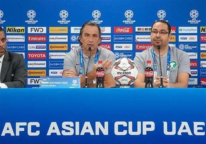 پیتزی: با تمام قدرت برای شکست قطر بازی میکنیم/ سانچس: پیشنهاد خاصی برای شکست عربستان دریافت نکردم