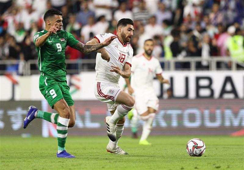 جهانبخش در گفتوگو با تسنیم: هنوز از جام قهرمانی دور هستیم/ میدانستیم عراقیها ضد فوتبال بازی میکنند