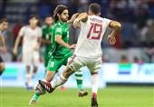 خبرگزاری فرانسه: خون و غرش در بازی بدون گل ایران و عراق