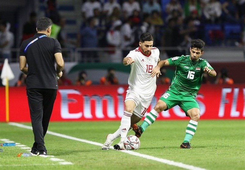 جام ملتهای آسیا| دیدار ایران و عراق برنده نداشت/ صعود تیم ملی به عنوان تیم اول