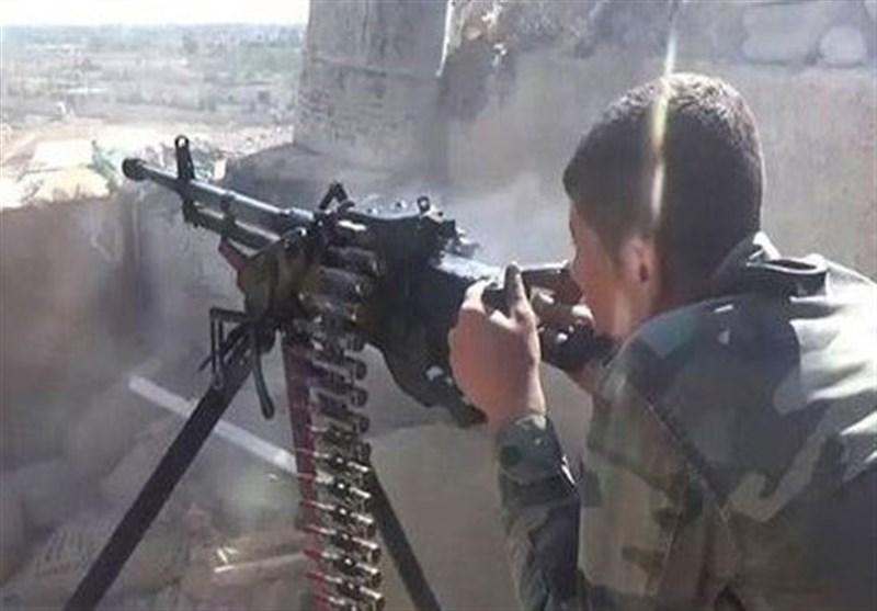 پاسخ دندان شکن ارتش سوریه به تروریستها در حومه حماه