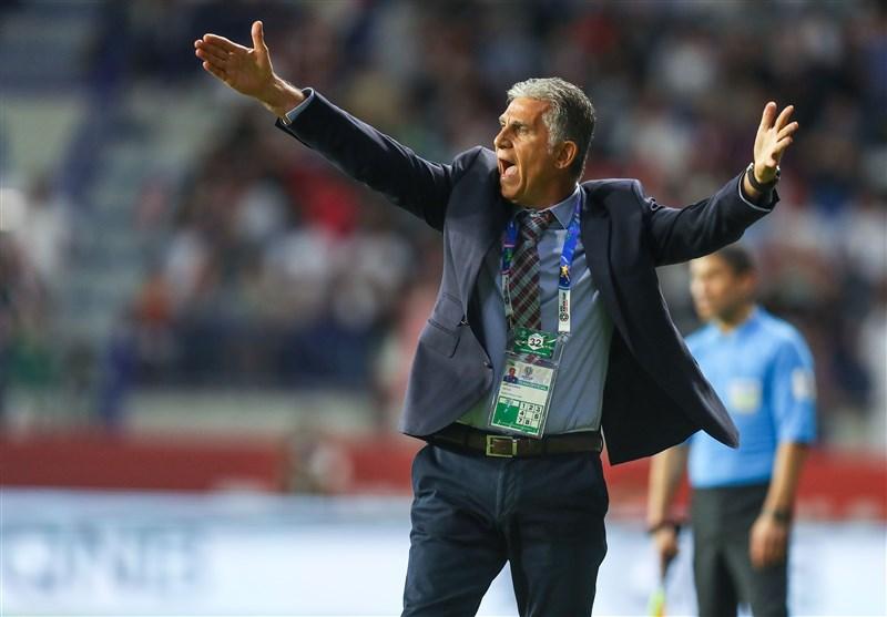 بررسی اتفاقات فوتبال ایران و ترجمه صحبتهای کیروش در تلویزیون الکاس