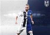 فوتبال جهان  توافق یوونتوس و چلسی برای انتقال ایگواین به استمفوردبریج