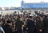 برگزاری اعتراضات ضدچینی در بیشکک