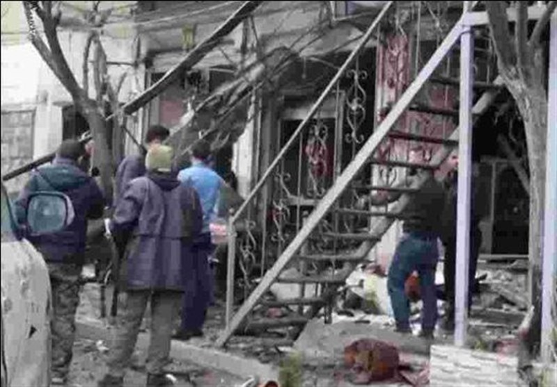 شام کےشہرمنبج میں دھماکا' 4 امریکی شہری ہلاک