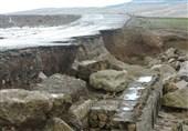 لرستان| راه ارتباطی 16 روستای پلدختر قطع است