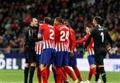فوتبال جهان|حذف ناباورانه اتلتیکومادرید از جام حذفی اسپانیا