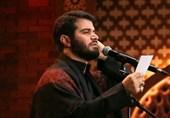 مداحی عربی میثم مطیعی در شهر بصره + فیلم
