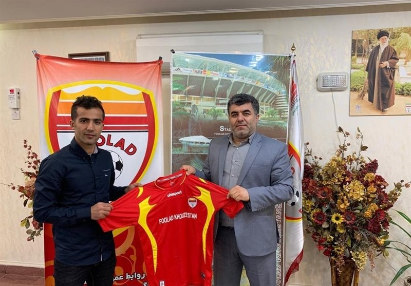 Iman Mobali Named Iran's Foolad Assistant Coach