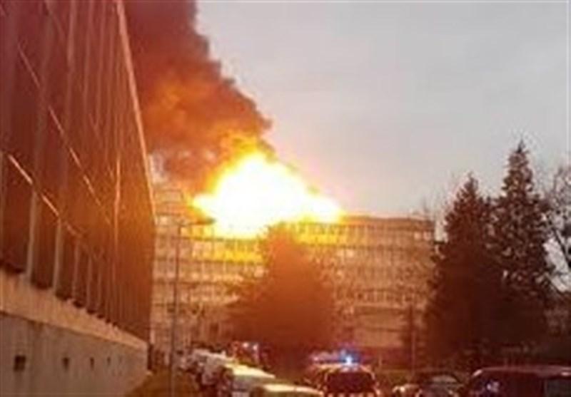 Three Injured in Huge Blast at Lyon University Campus